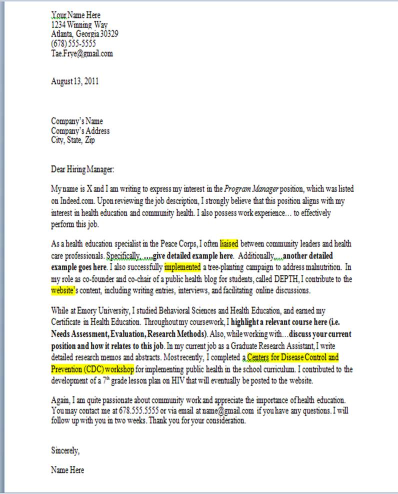 Editor Cover Letter How To Write A Letter To The Editor Informatin